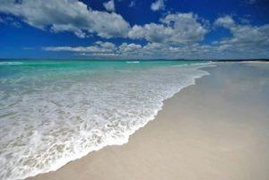 moře a oblaka